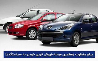 پیام خریداران خودرو: انتخاب نوع خودرو در اولویت آخر