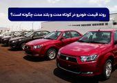 رابطه نوسان دلار و روند قیمت خودرو چگونه است؟