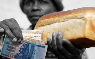 ابرتورم؛ داستان اسکناس تریلیون دلاری در پول زیمباوه