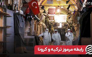 رابطه مرموز ترکیه و کرونا