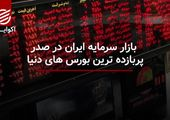 بازار سرمایه ایران در صدر پربازده ترین بورس های دنیا