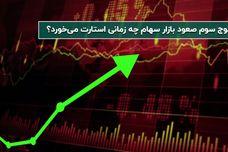 موج سوم صعود بازار سهام چه زمانی استارت میخورد؟