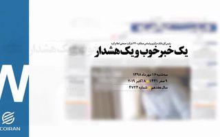 روزنامه 16مهر1398