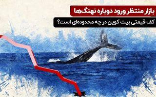بازار منتظر ورود دوباره نهنگها