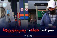 صفر تا صد حمله به پمپ بنزین ها