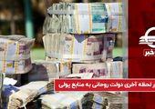 فشار لحظه آخری دولت روحانی به منابع پولی