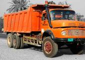 کامیونهای تا ابد فرسوده ایرانی