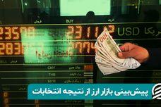 پیش بینی بازار ارز از نتیجه انتخابات