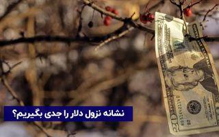 نشانه نزول دلار را جدی بگیریم؟