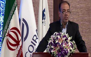 آئین رونمایی نخستین رسانه تصویری اقتصاد ایران- محسن جلال پور
