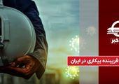 آمار فریبنده بیکاری در ایران