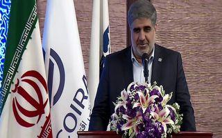 آئین رونمایی نخستین رسانه تصویری اقتصاد ایران- دکتر احمد قیومی
