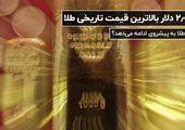 دوران طلایی طلا؛ مروری بر روند تاریخی قیمت طلا در نیم قرن اخیر